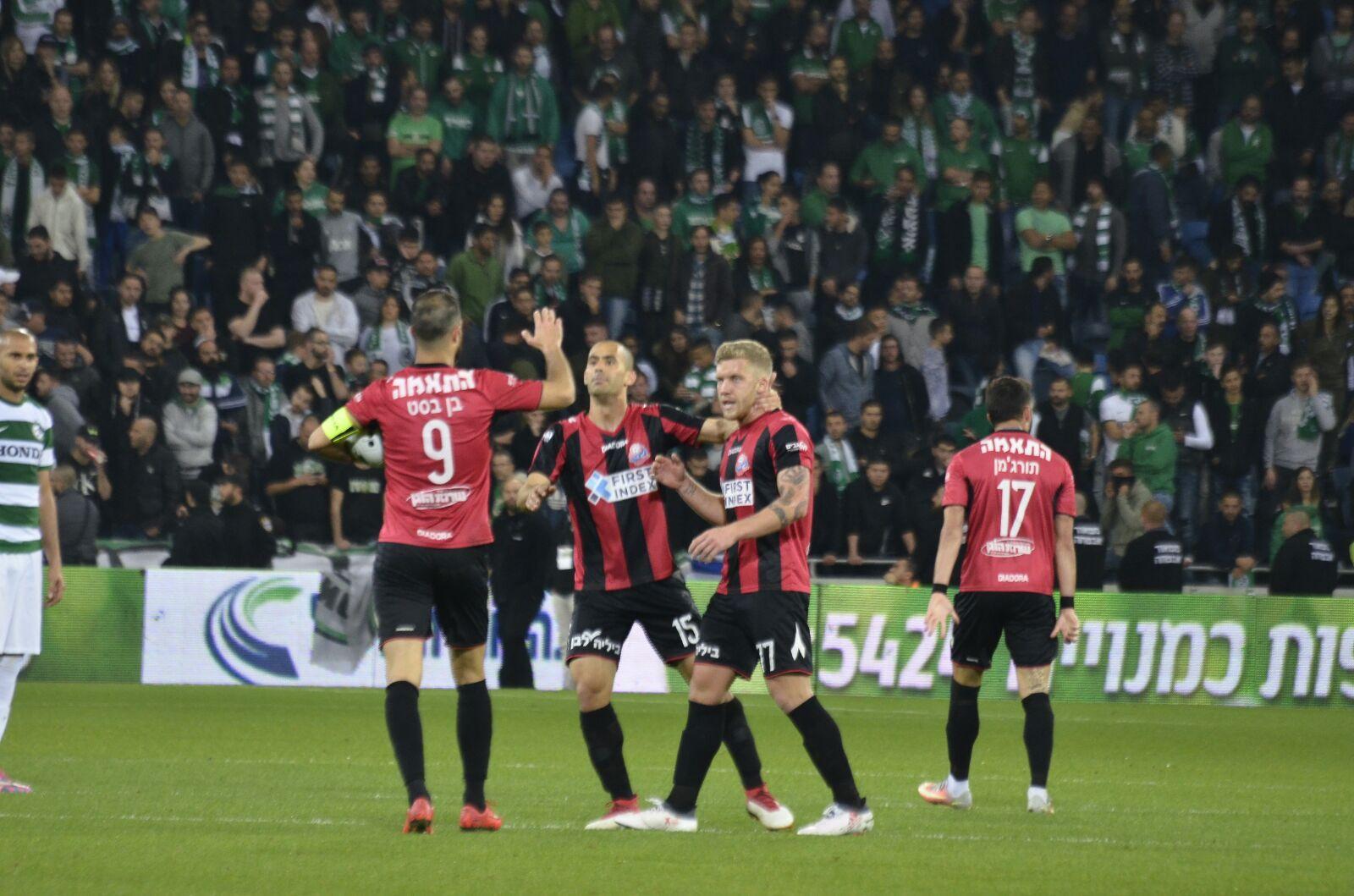 2:2 ברבע הגמר הראשון