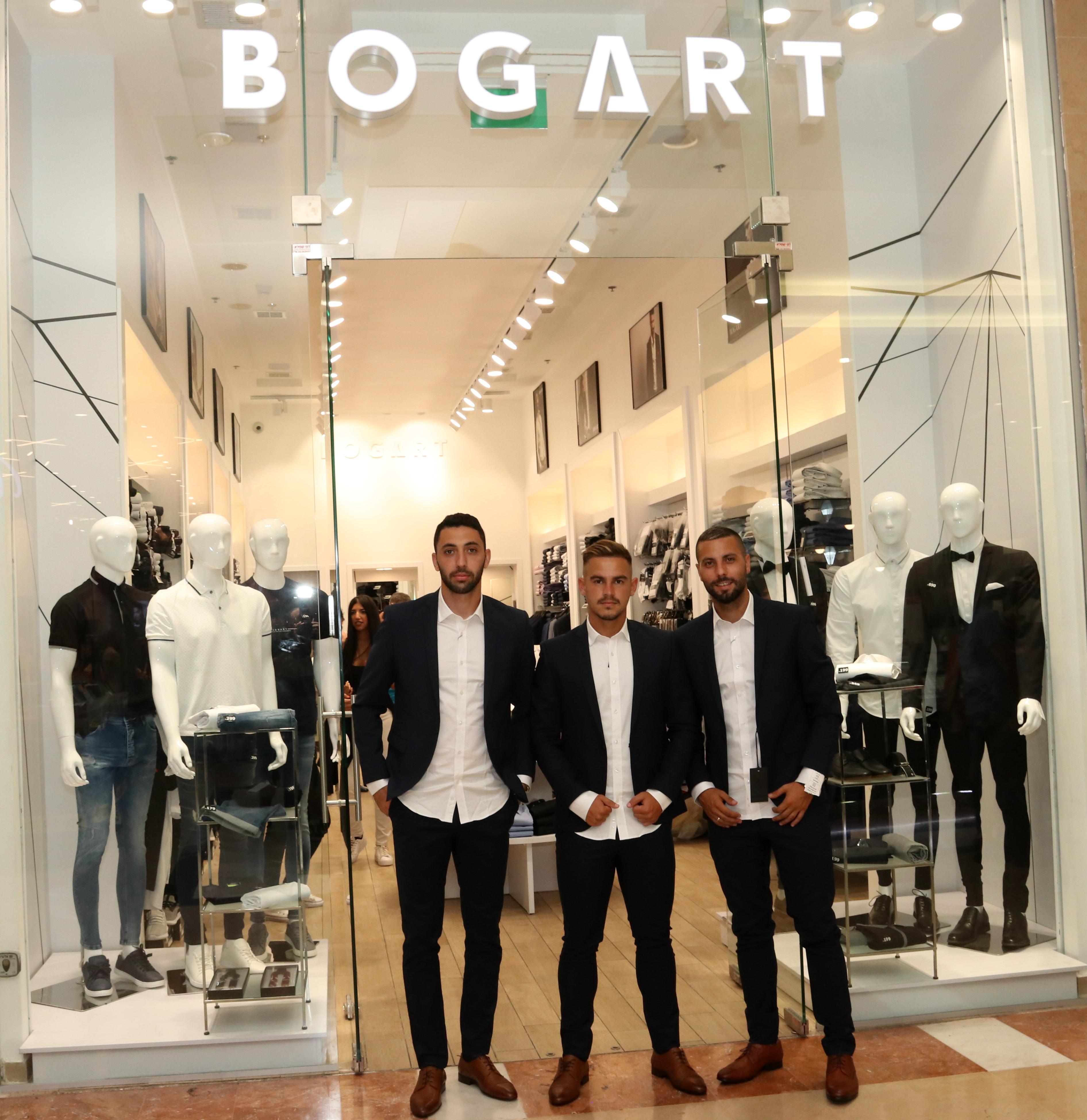 תופרים חליפות לאירופה בBOGART