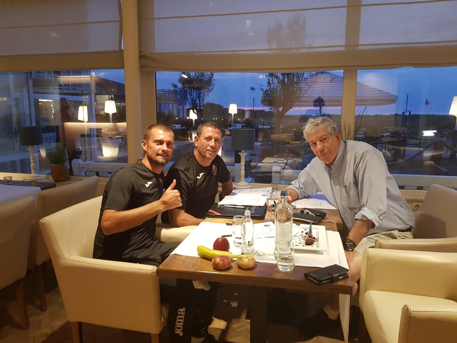 גבריאל תאמאש חתם לשנתיים ,ראדו גינסרי ,סוויסטד רסמוס ורן קדוש חתמו לעונה.