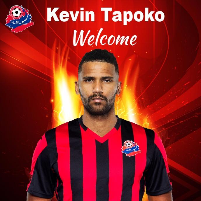 הקשר הצרפתי קווין טאפוקו חתם לעונה אחת