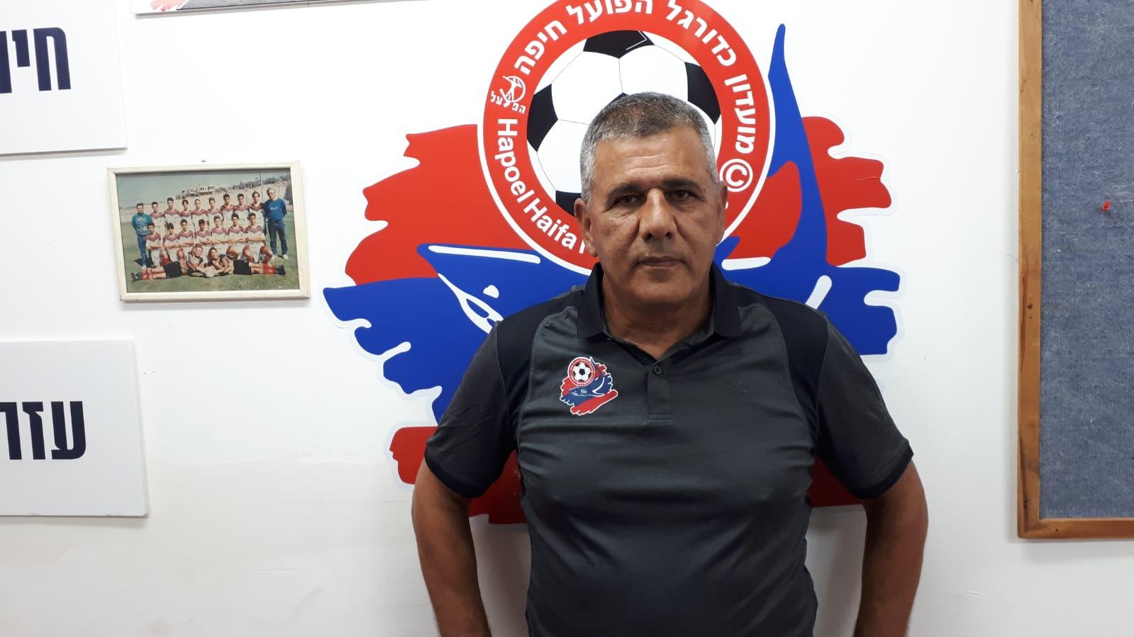 אלון שלמה מונה למאמן מחלקת הנוער של הפועל חיפה