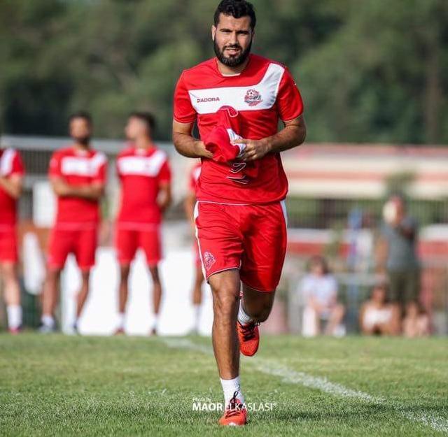 הפועל חיפה גברה במשחק אימון על עירוני נשר 0:2